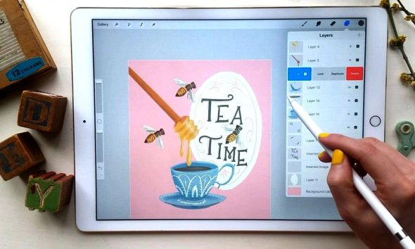 Everything You Need to Know About Procreate App