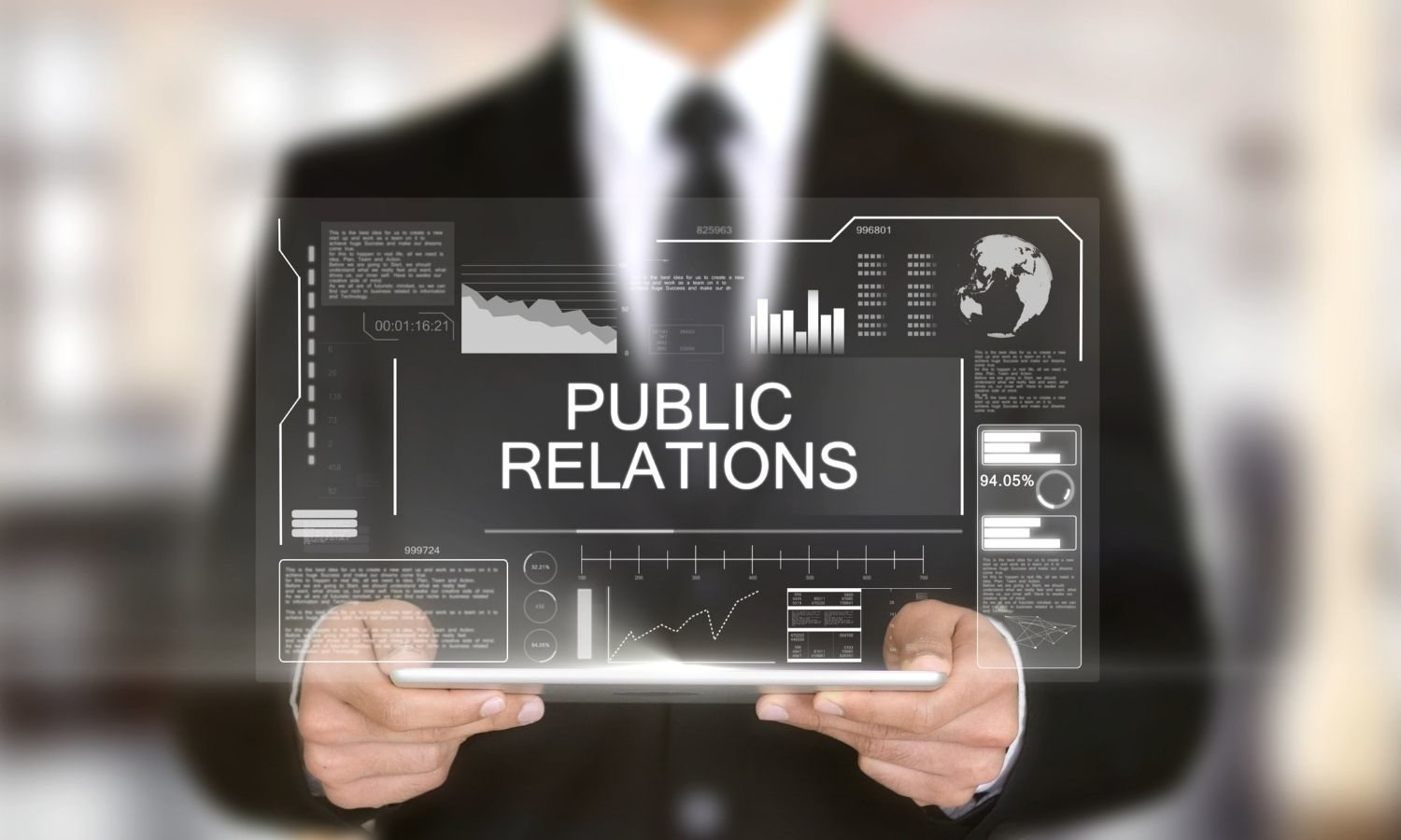 The Importance of Public Relations in your Business Start-up