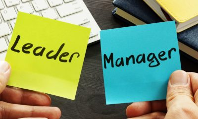 Leaders Vs. Managers – How They Differentiate With Each Other